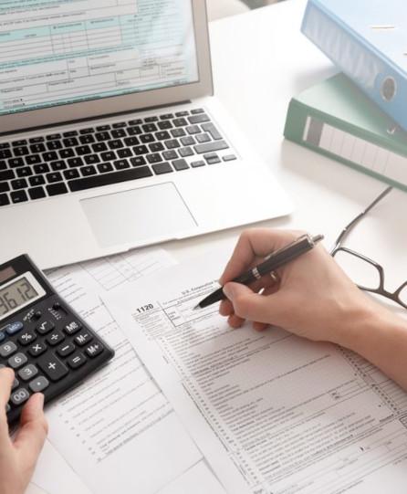 Accountants for self-employed Greenbank